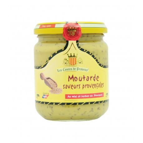 Moutarde Saveurs Provence, Comtes de Provence (230 g)