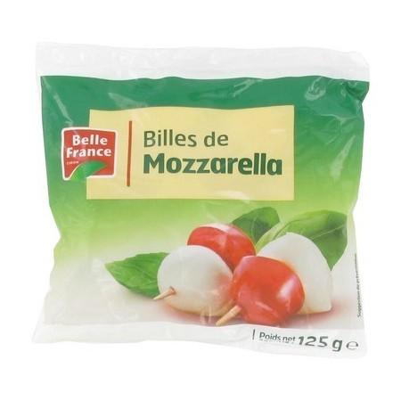 Billes de mozzarella, Belle France (125 g)