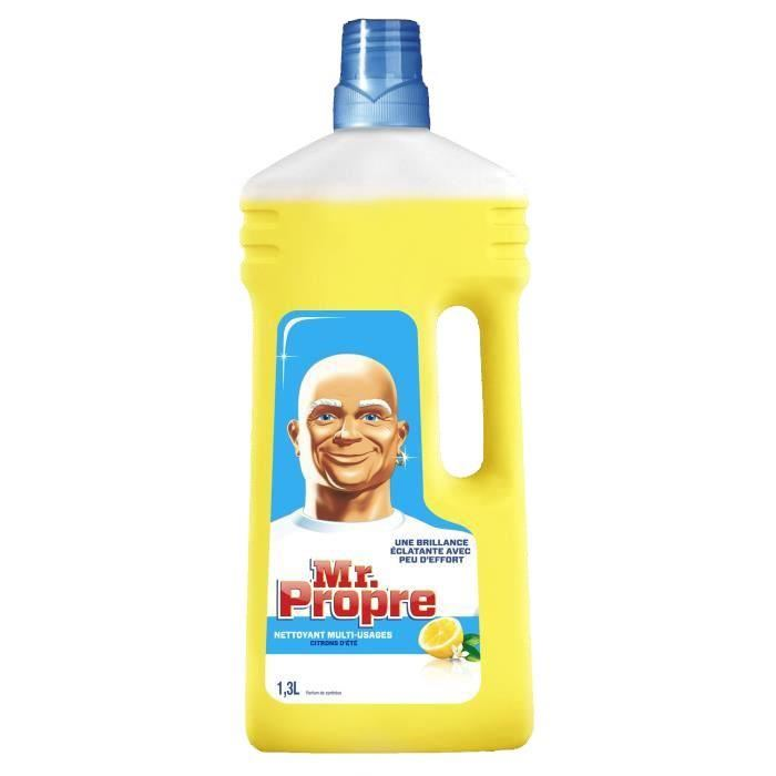 Nettoyant au citron, Mr Propre (1,25 L)