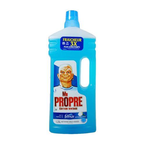 Nettoyant pureté de coton, Mr Propre & Febreze (1.25 L)
