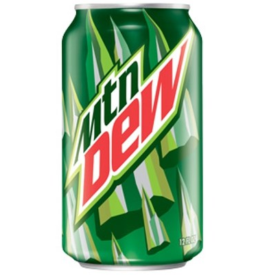 Moutain Dew (33 cl)