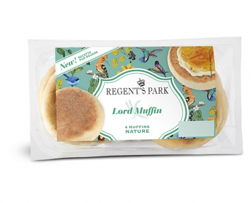 English Muffins nature, Regent's Park (250 g)