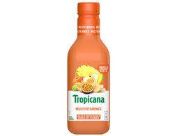 Jus multivitaminé frais, Tropicana (900 ml)