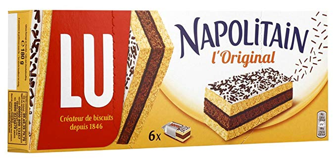 Napolitain L'original, Lu (6 x 30 g)