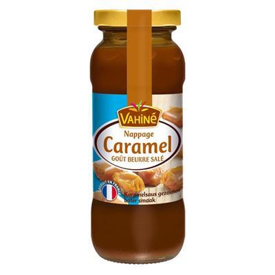 Nappage caramel goût beurre salé, Vahiné (190 g)