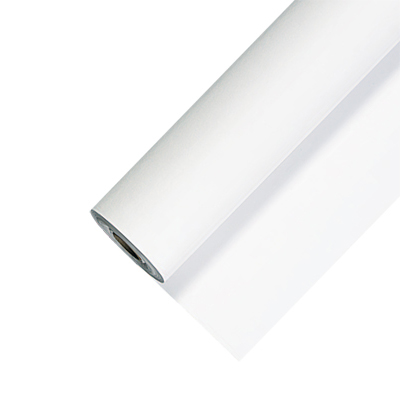 Rouleau de nappe en papier blanche (8 m)
