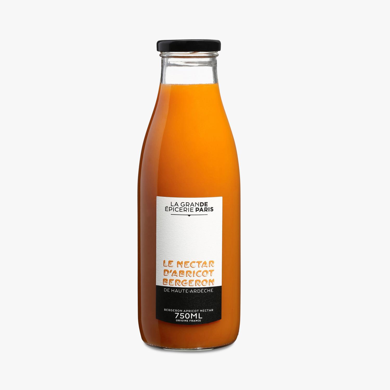 Nectar d'abricot Bergeron, La Grande Epicerie de Paris (75 cl)