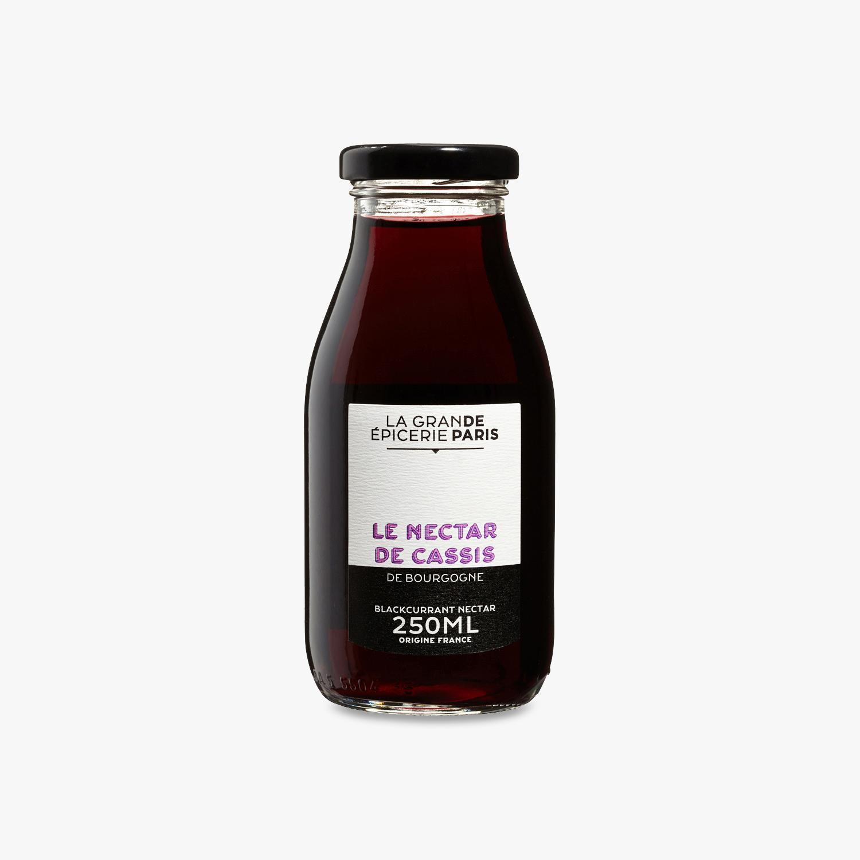Nectar de cassis noir de Bourgogne, La Grande Epicerie de Paris (25 cl)