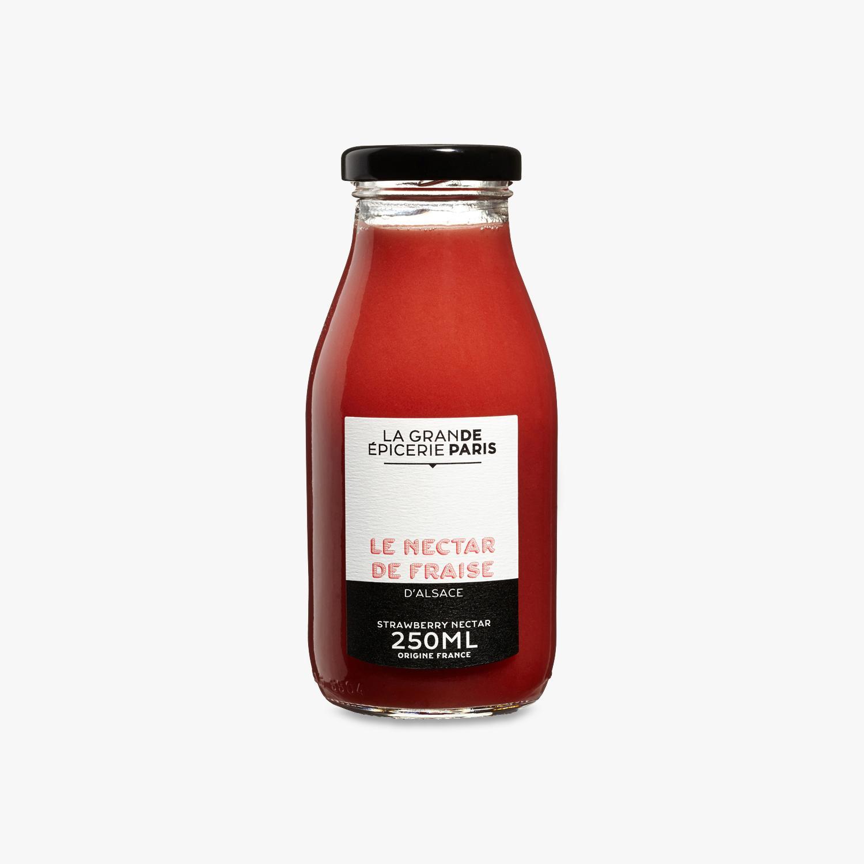 Nectar de fraise et cassis, La Grande Epicerie de Paris (25 cl)