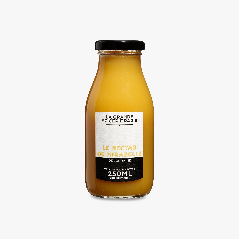Nectar de mirabelle, La Grande Epicerie de Paris (25 cl)