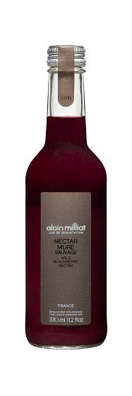 Nectar Mûre Sauvage, Alain Milliat (33 cl)