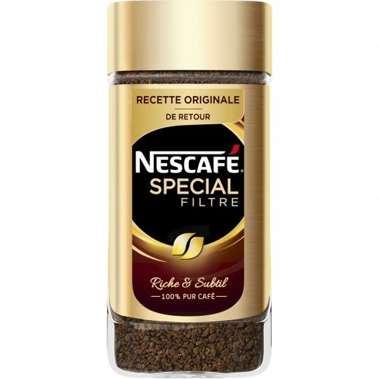 Nescafe spécial filtre (200 g)