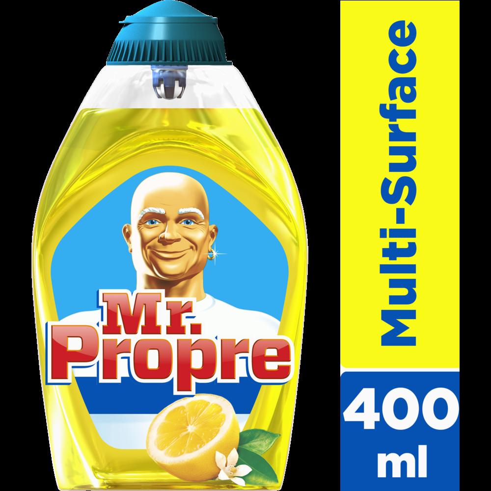 Nettoyant concentré multi-usages parfum citron, Mr Propre (400 ml)