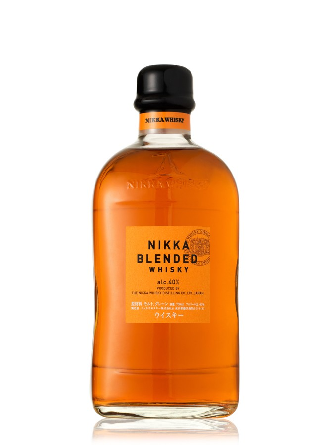 Whisky Nikka blended (70 cl)