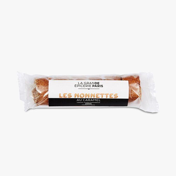 Nonnettes au caramel, La Grande Epicerie de Paris (200 g)