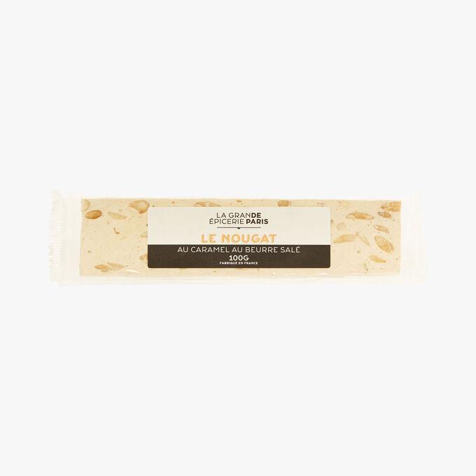 Nougat caramel beurre salé, La Grande Epicerie de Paris (100 g)