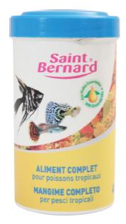 Aliment complet pour poissons tropicaux, Saint Bernard (48 g)