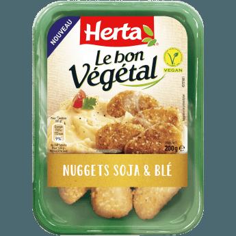 Nuggets soja et blé, Le Bon Végétal (200 g)