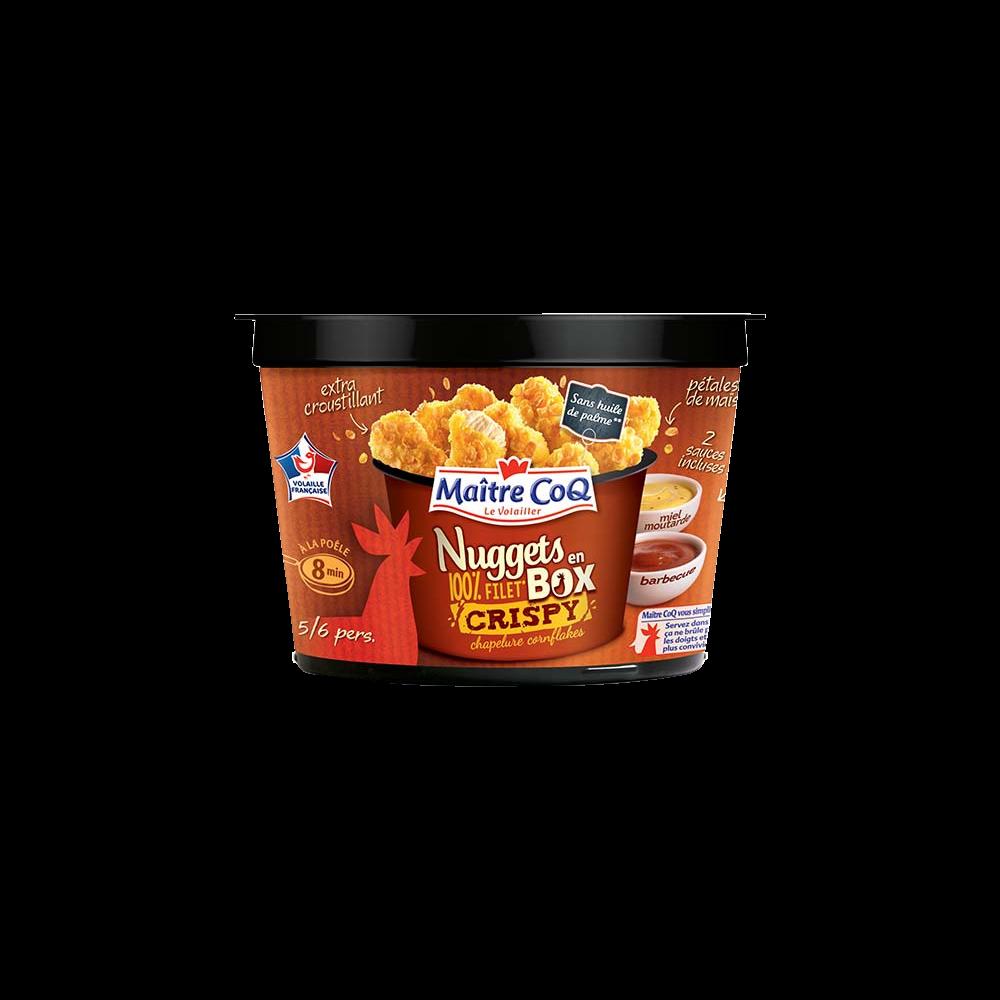 Box de nuggets crispy, Maître Coq (585 g)