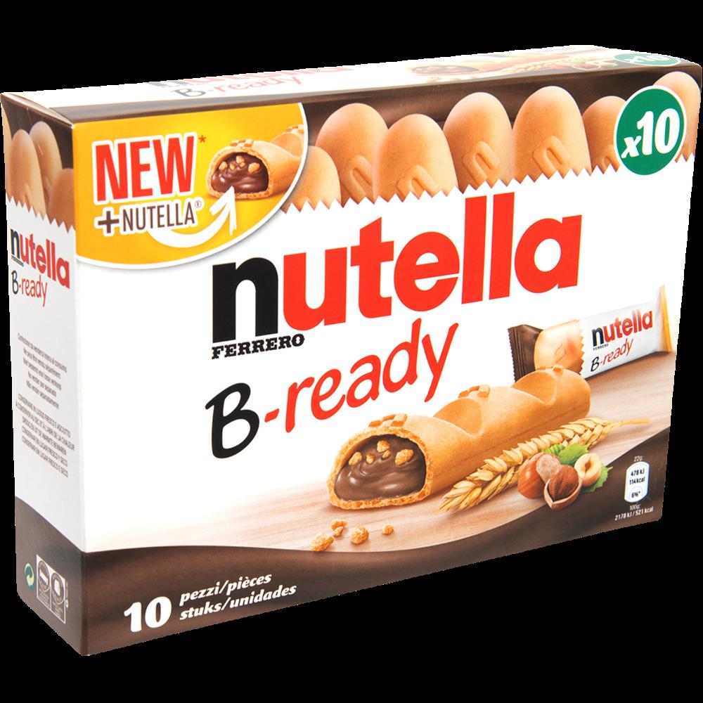 Nutella B'ready (x 10, 220 g)