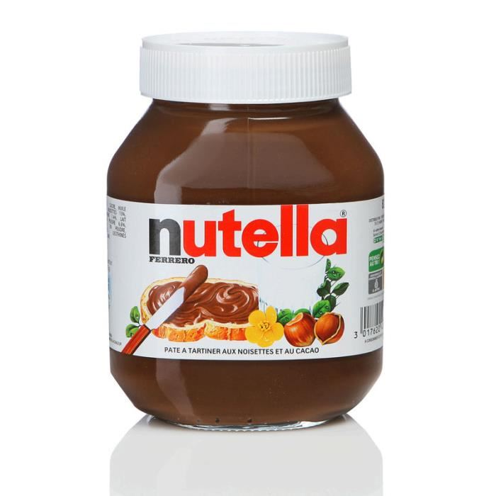 Nutella (825 g)