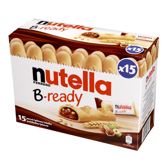 Nutella B'ready (x 15, 330 g)