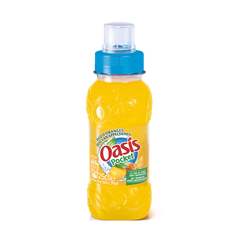 Oasis Orange pocket (25 cl)