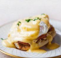 Kit oeufs Bénédicte au bacon (pour 4)