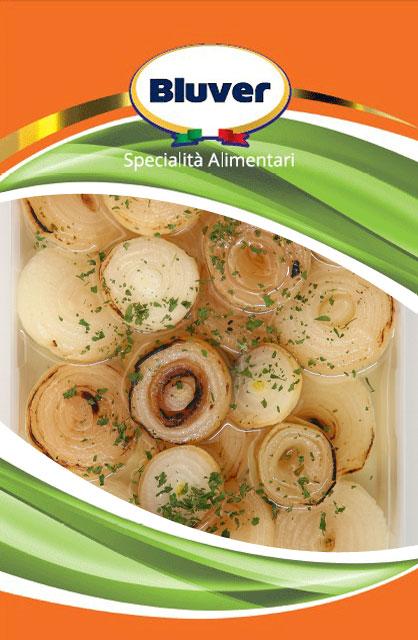 Oignons Borettane grillés à l'huile (200 g)