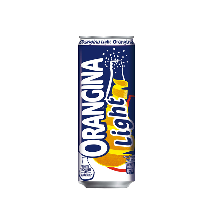 Orangina Light (33 cl)