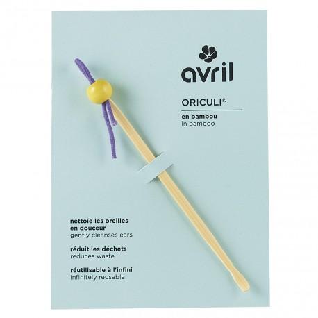 Oriculi© Cure-oreilles écologique, Avril