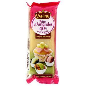Pâte d'amande tricolore, Vahiné (150 g)