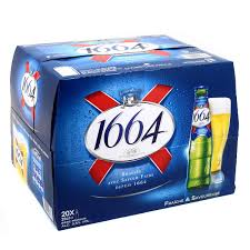 Pack 1664 (20 x 25 cl)