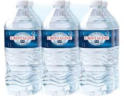 Pack de Cristaline (6 x 1 L)