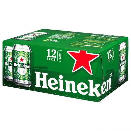 Pack de Heineken (12 x 33 cl)