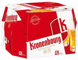 Pack Kronenbourg (26 x 25 cl)