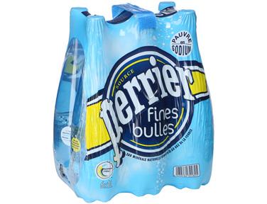 Pack de Perrier fine bulle (6 x 1 L)