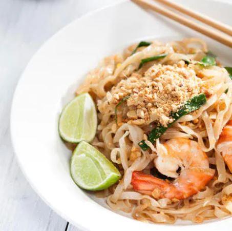 Pad thaï aux crevettes (450 g)