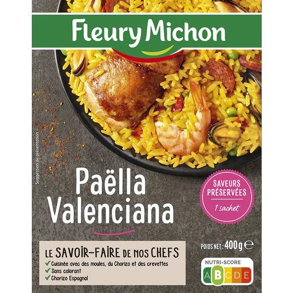 Paella Valenciana, Fleury Michon (400 g)