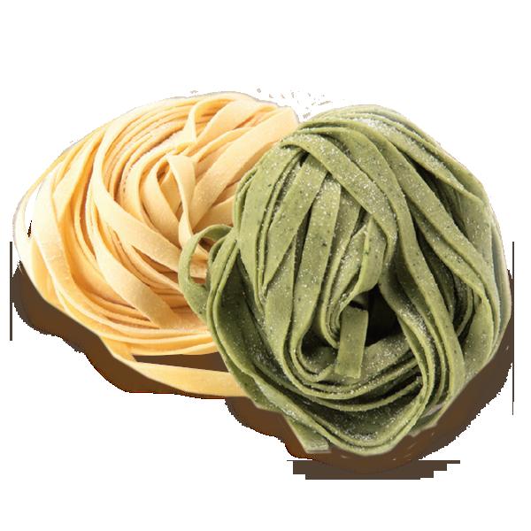 Tagliatelles (6 mm) Paglia e Fieno, Sarandrea (250 g)