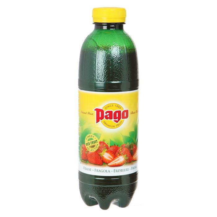 Jus de fraise, Pago (75 cl)