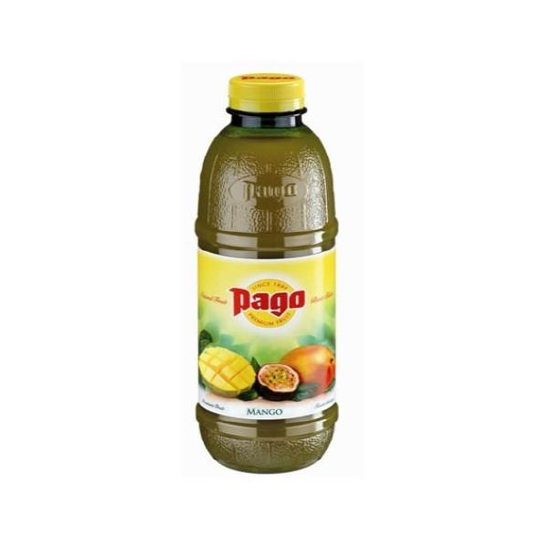 Nectar de mangue, Pago (75 cl)