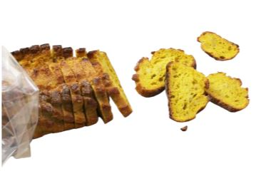 Pain au maïs (tranché, environ 420 g)