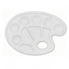 Palette de gouache en plastique, ULMANN