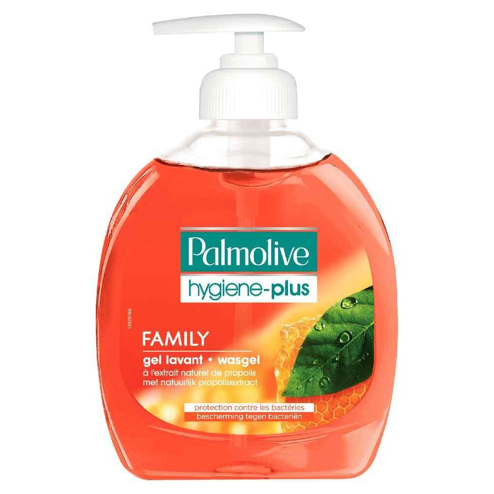 Gel anti-bactérien en flacon pompe, Palmolive (300 ml)