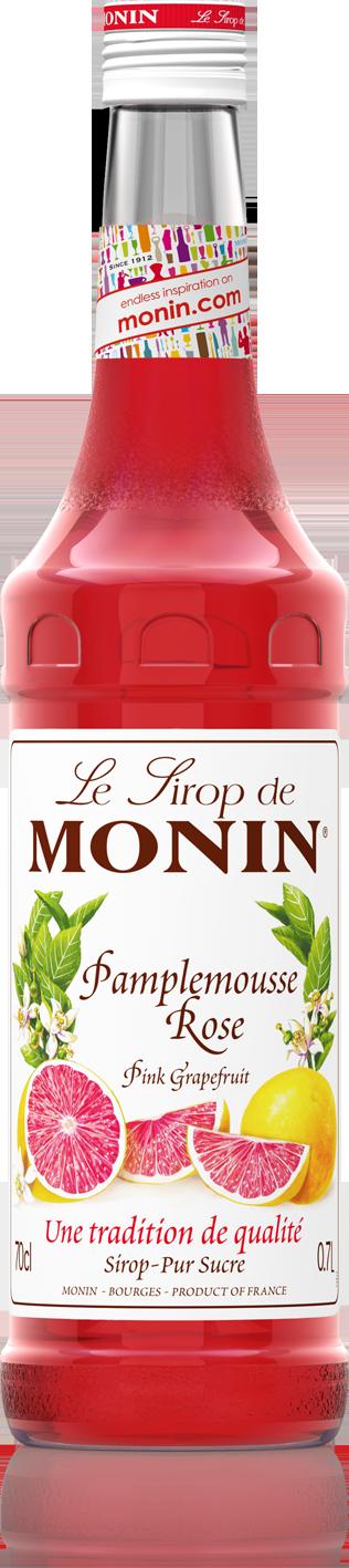 Sirop de pamplemousse rose Monin (70 cl)