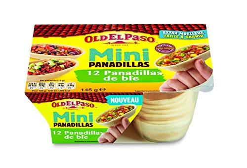 Mini Panadilla de blé, Old El Paso (145 g)