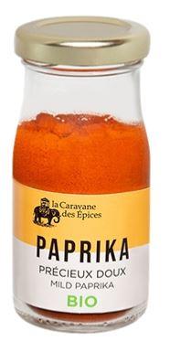 Paprika Précieux Doux BIO, Albert Ménès (35 g)