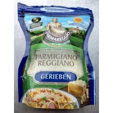 Parmigiano reggiano rapé, Parmareggio (60 g)