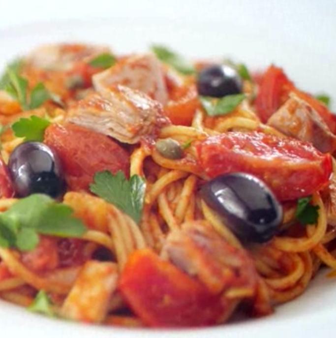 Kit spaghetti au thon